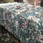 Recupero alluminio