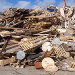 Recupero legna